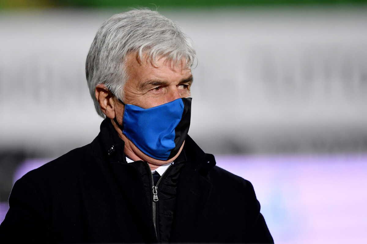 Gasperini, tecnico Atalanta @Image Sport