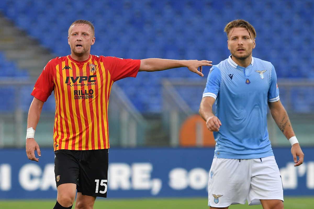 Benevento-Lazio, tredicesima giornata di Serie A @Image Sport