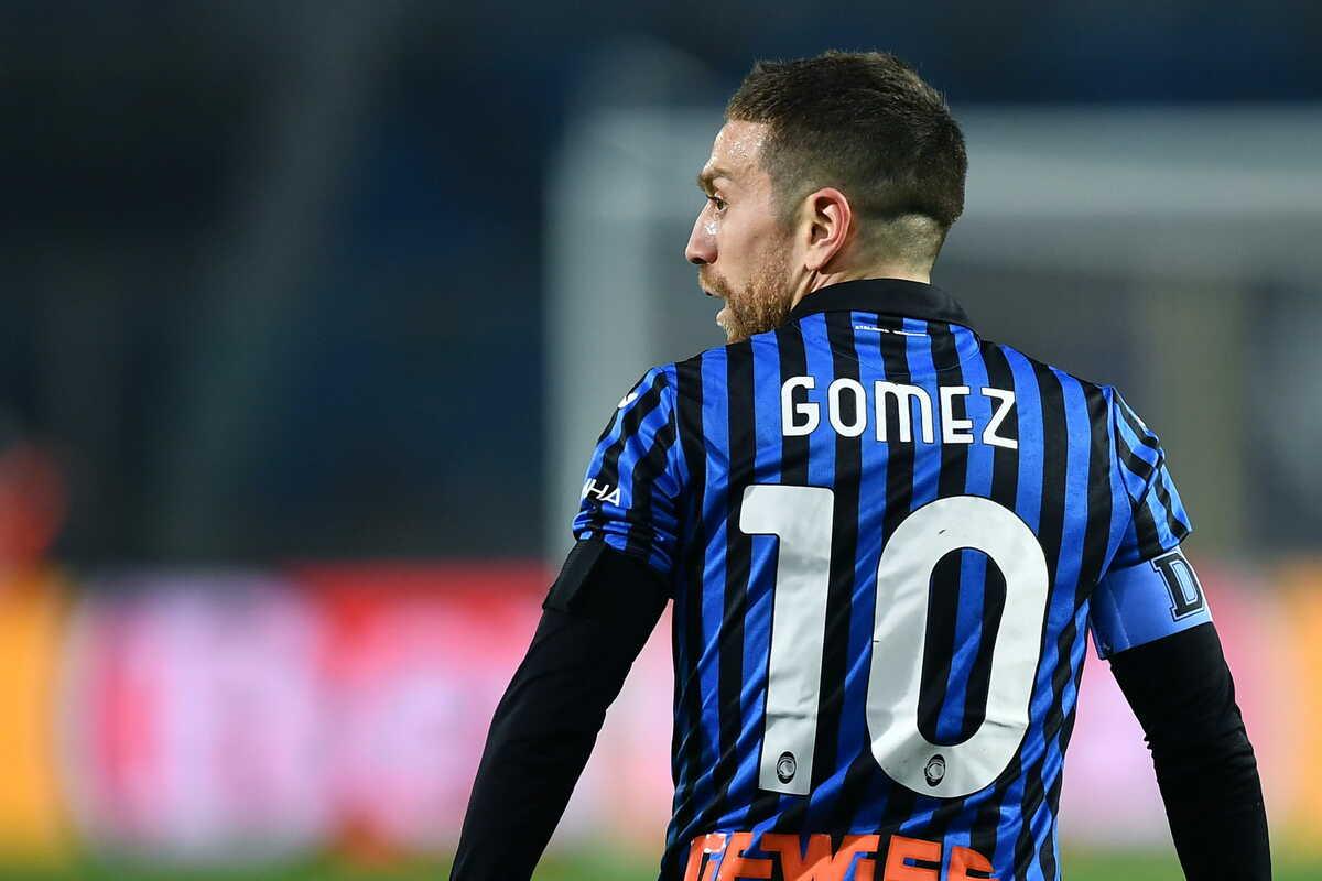 Alejandro Gomez, attaccante dell'Atalanta @imagephotoagency