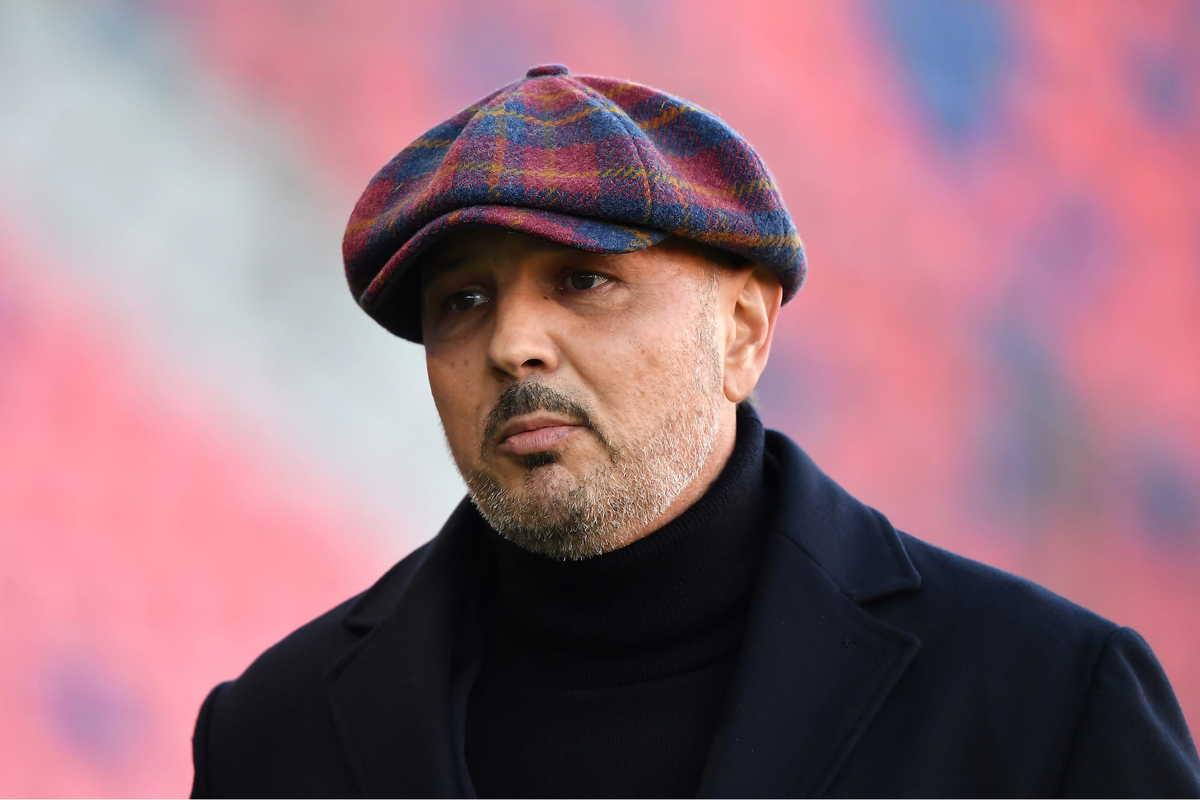 Sinisa Mihajlovic, allenatore del Bologna @Image Sport