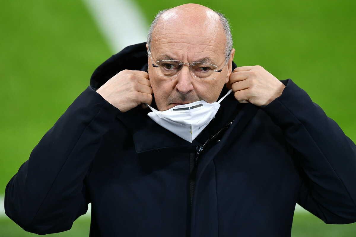 Beppe Marotta, amministratore delegato dell'Inter @Image Sport