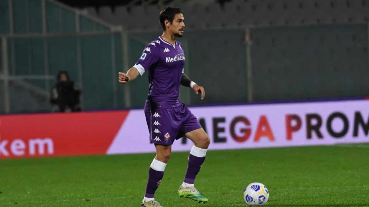 Martinez Quarta, difensore della Fiorentina