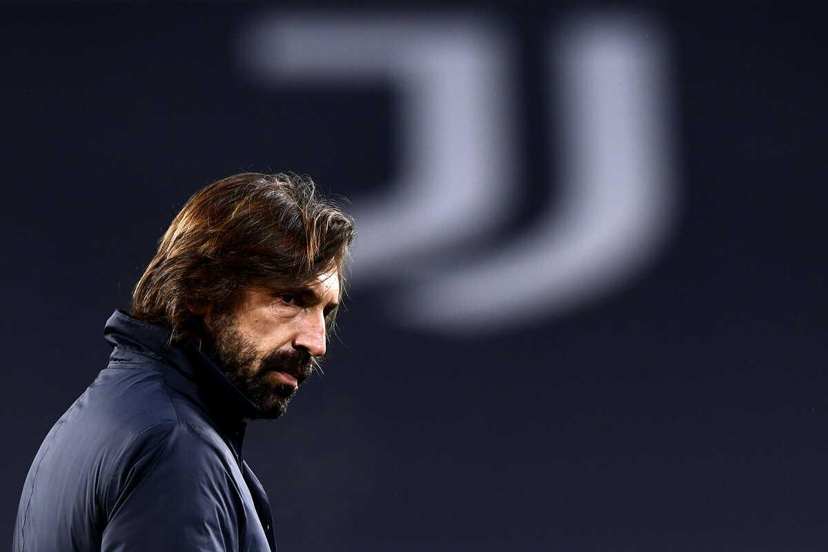 Andrea Pirlo, allenatore della Juventus @Image Sport