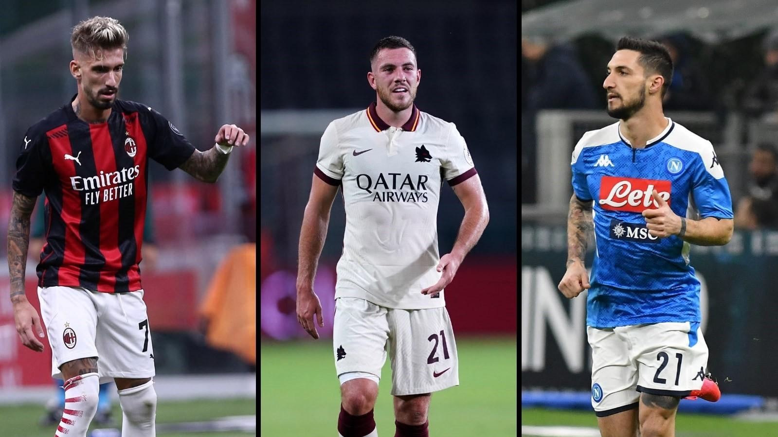 Milan, Roma e Napoli impegnate nella quinta giornata di Europa League