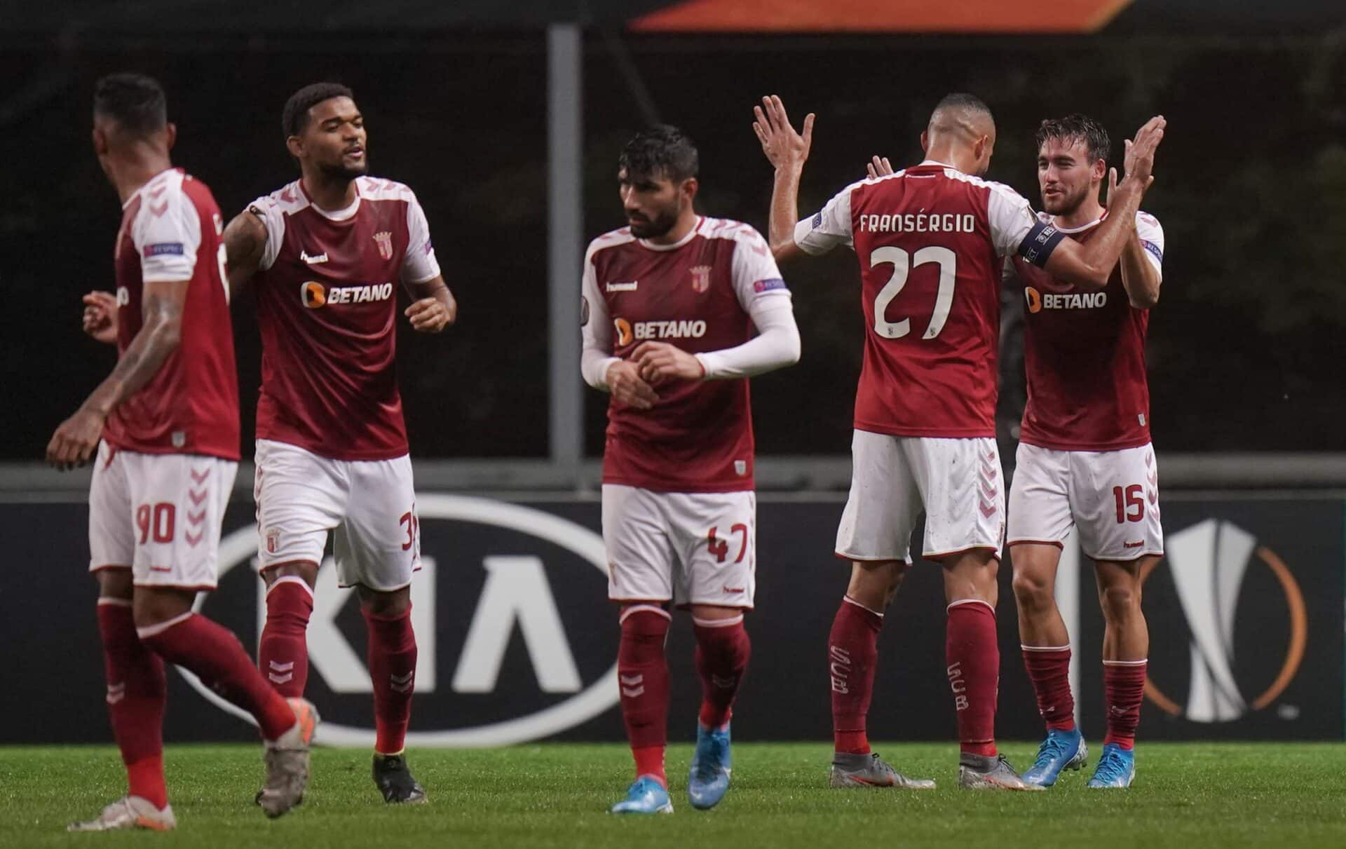 Sporting Braga, avversario della Roma in Europa League