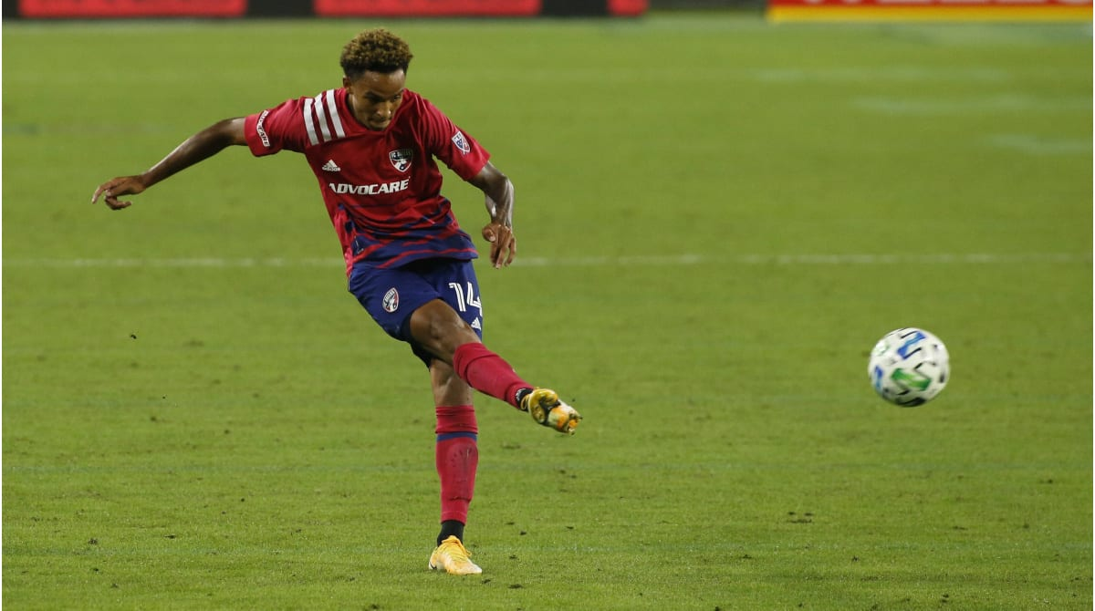 Reynolds, difensore Fc Dallas