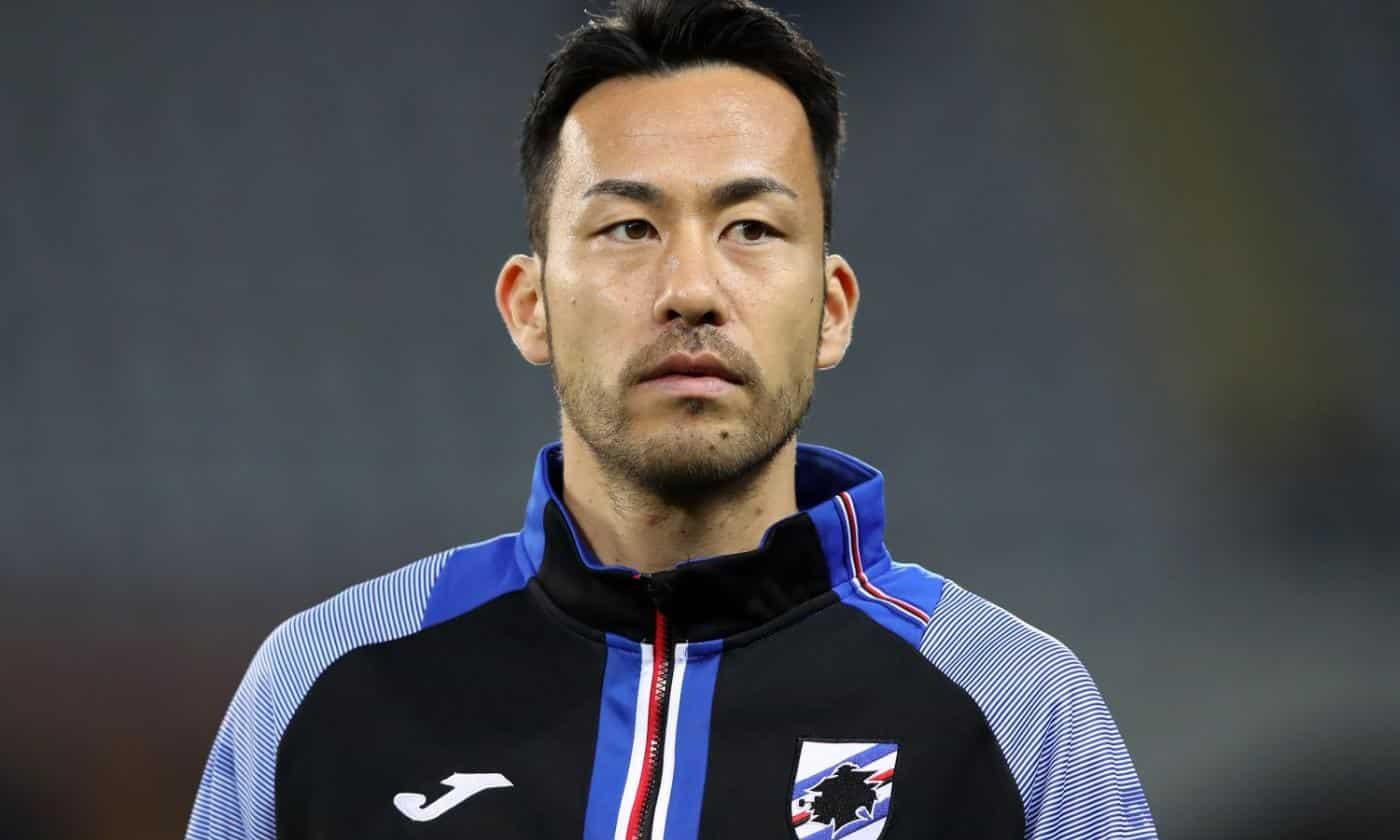 Yoshida, difensore della Sampdoria