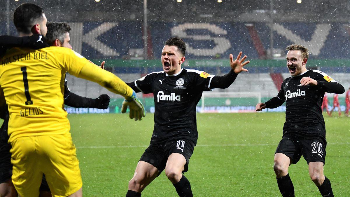 Coppa di Germania: il Kiel elimina ai calci di rigore il Bayern Monaco