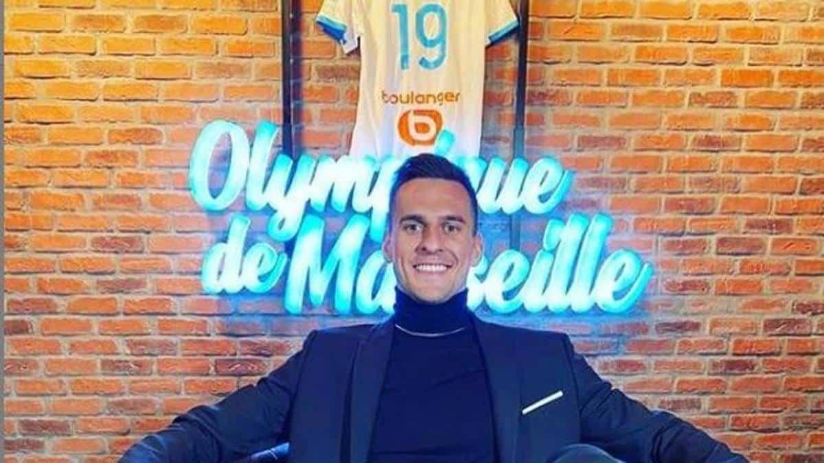 Arek Milik, nuovo attaccante del Marsiglia