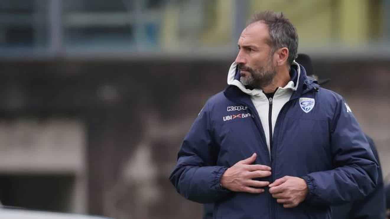 Davide Dionigi, allenatore del Brescia