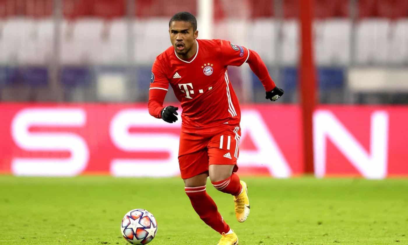 Douglas Costa, brasiliano del Bayern Monaco