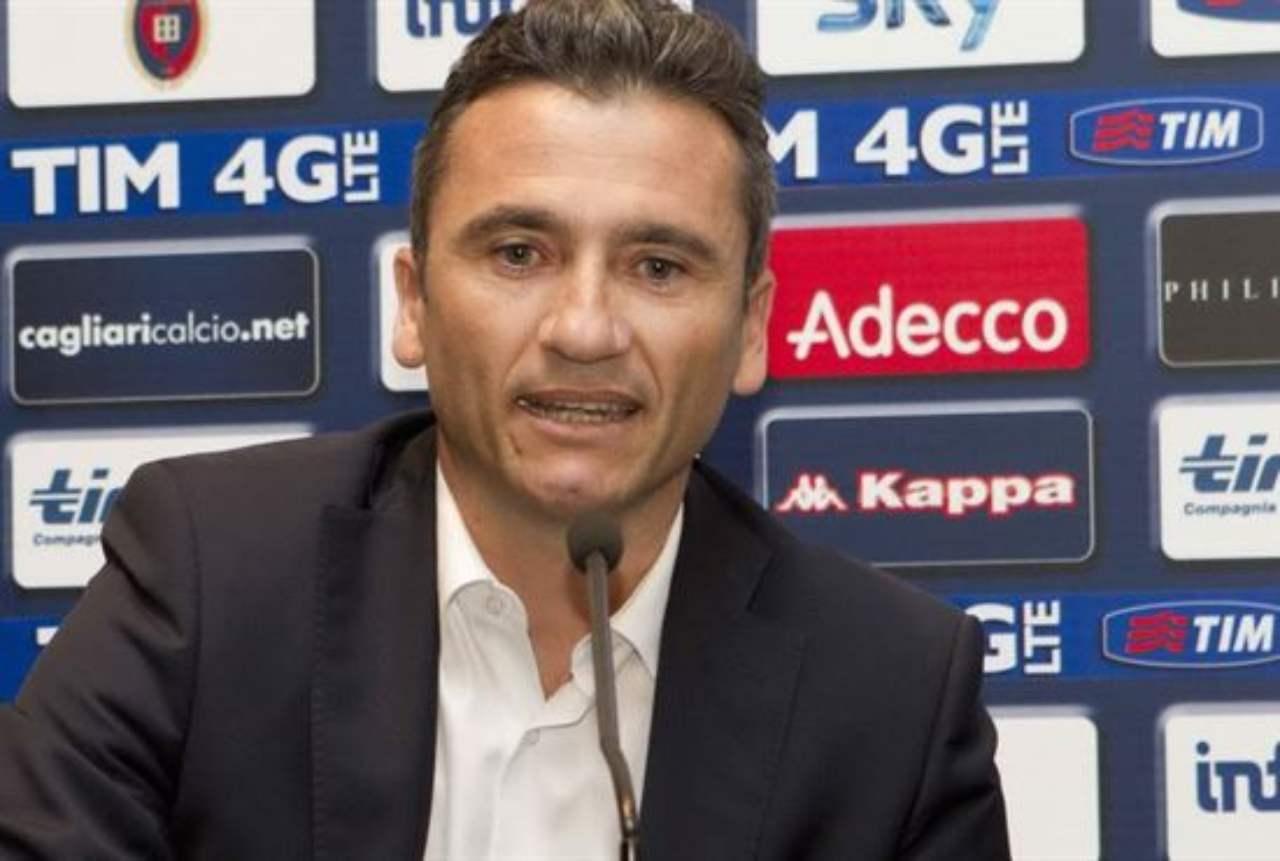 Francesco Marroccu, Direttore Sportivo del Genoa