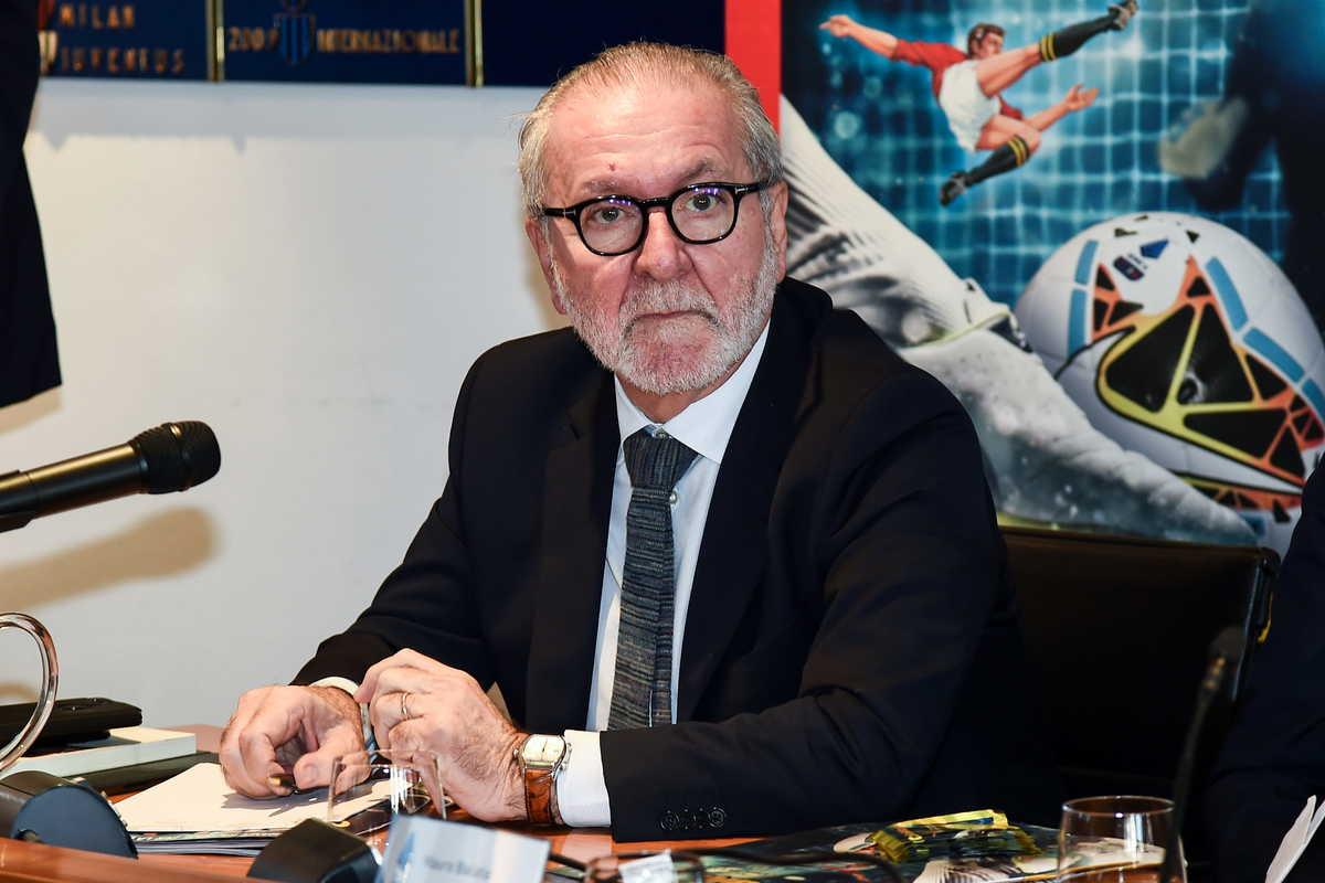 Francesco Ghirelli, presidente della Lega Pro @Image Sport