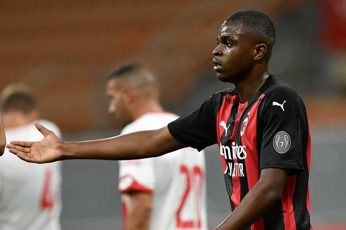 Pierre Kalulu, difensore del Milan @Image Sport
