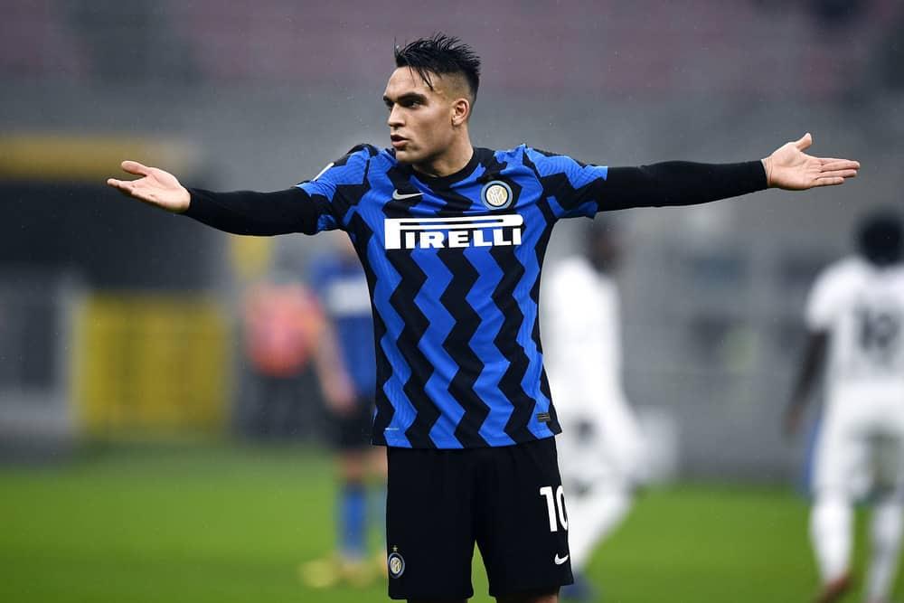 Lautaro Martinez (Inter) @Image Sport