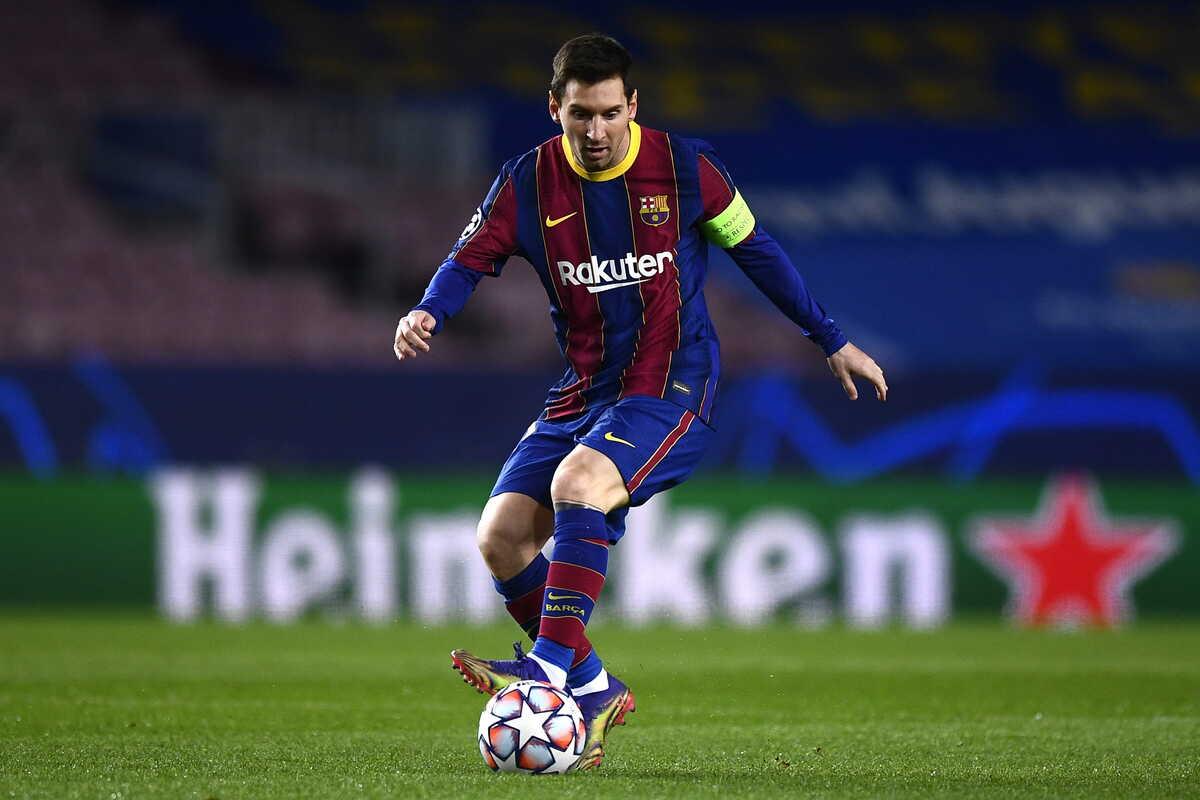 Messi (Barcellona) @Image Sport