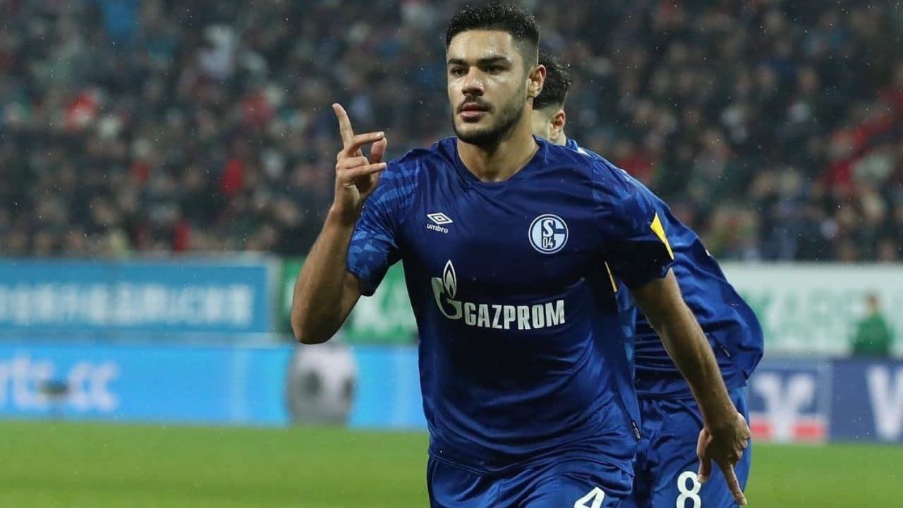 Ozan Kabak, giovane difensore turco dello Schalke 04