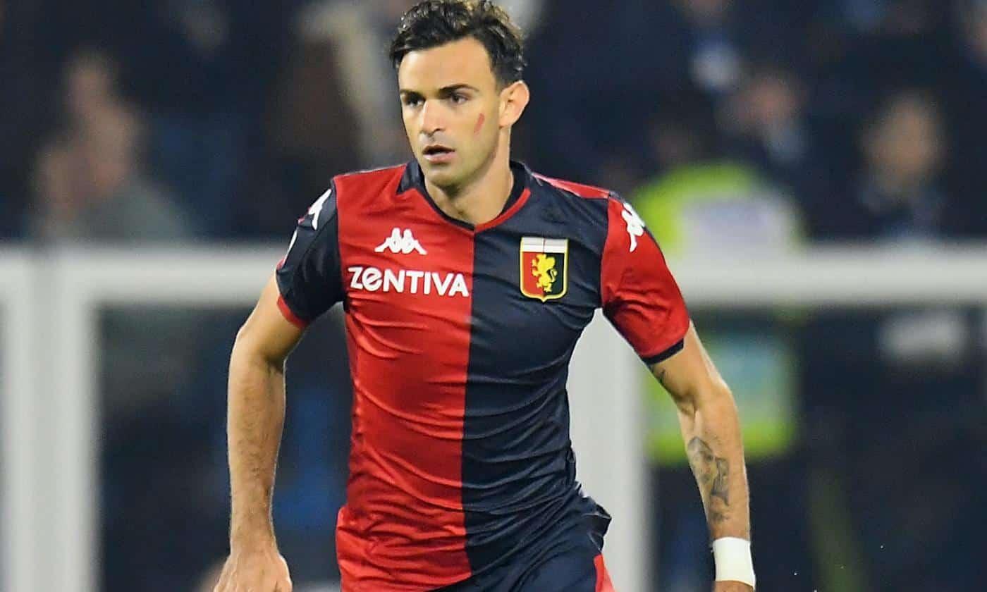 Radovanovic, giocatore del Genoa