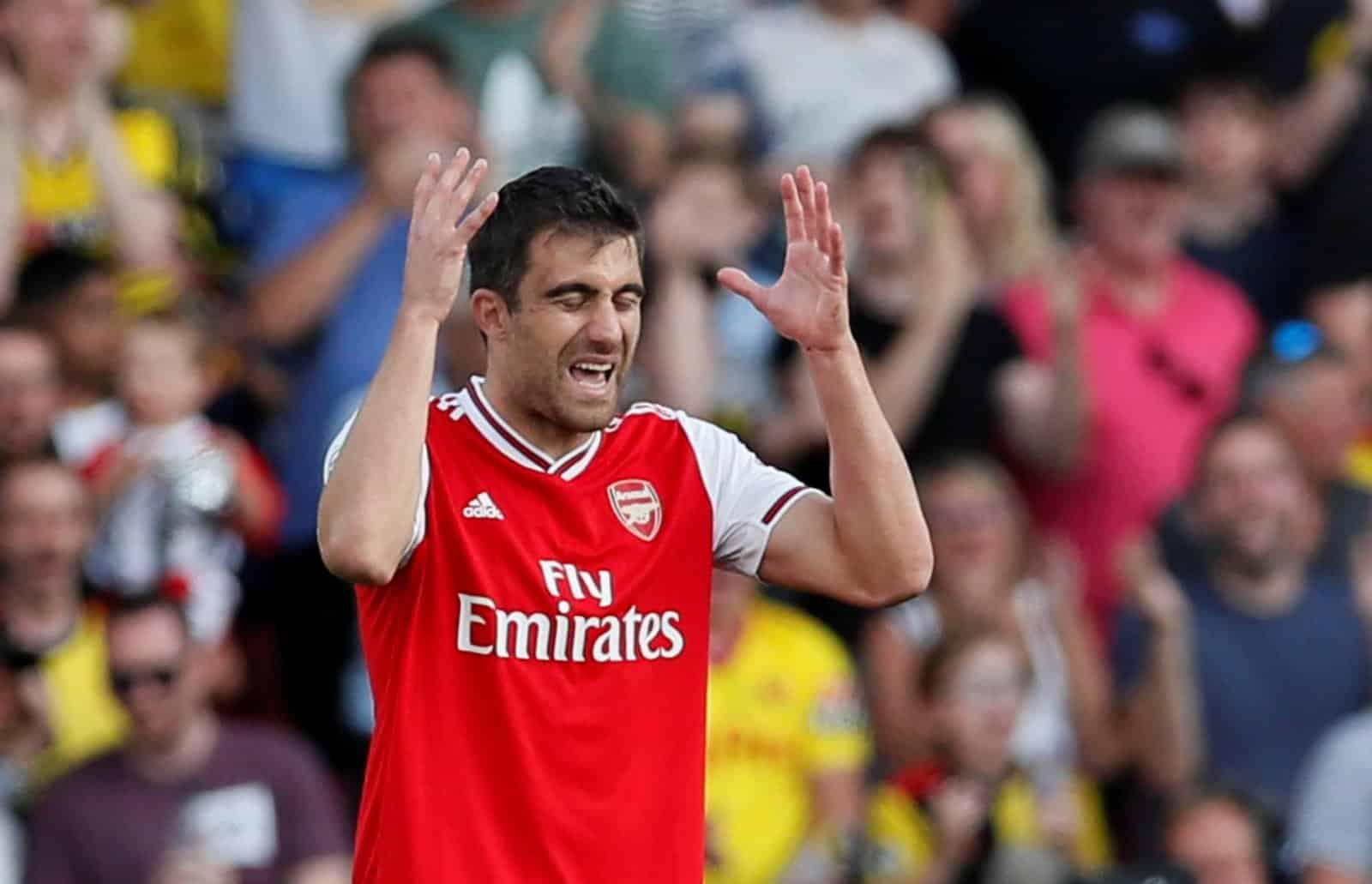 Sokratis Papastathopoulos, difensore greco ex Arsenal