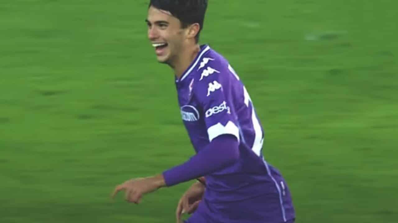 Tofol Montiel, trequartista della Fiorentina