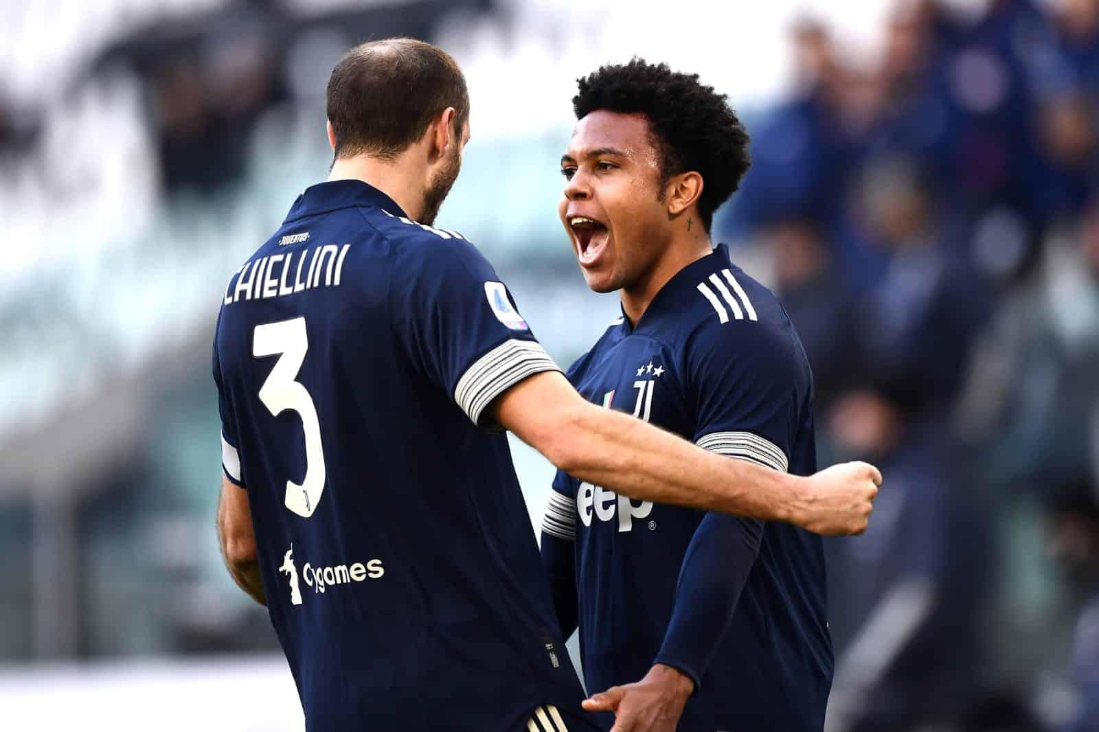 Esultanza Juventus @Image Sport