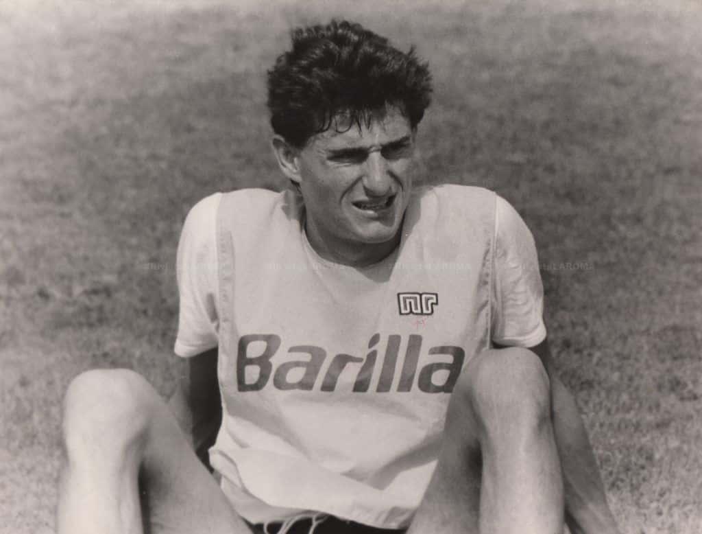Massimo Agostini, ex Roma