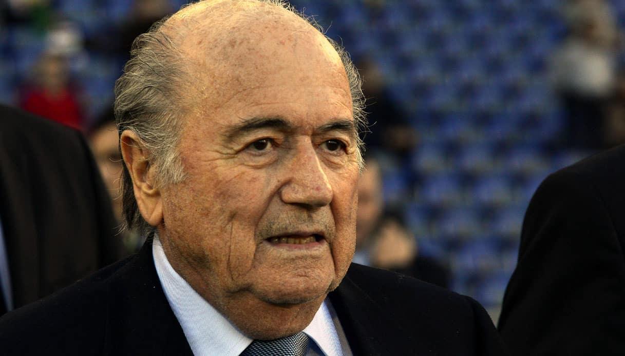 Blatter, ex Presidente Fifa
