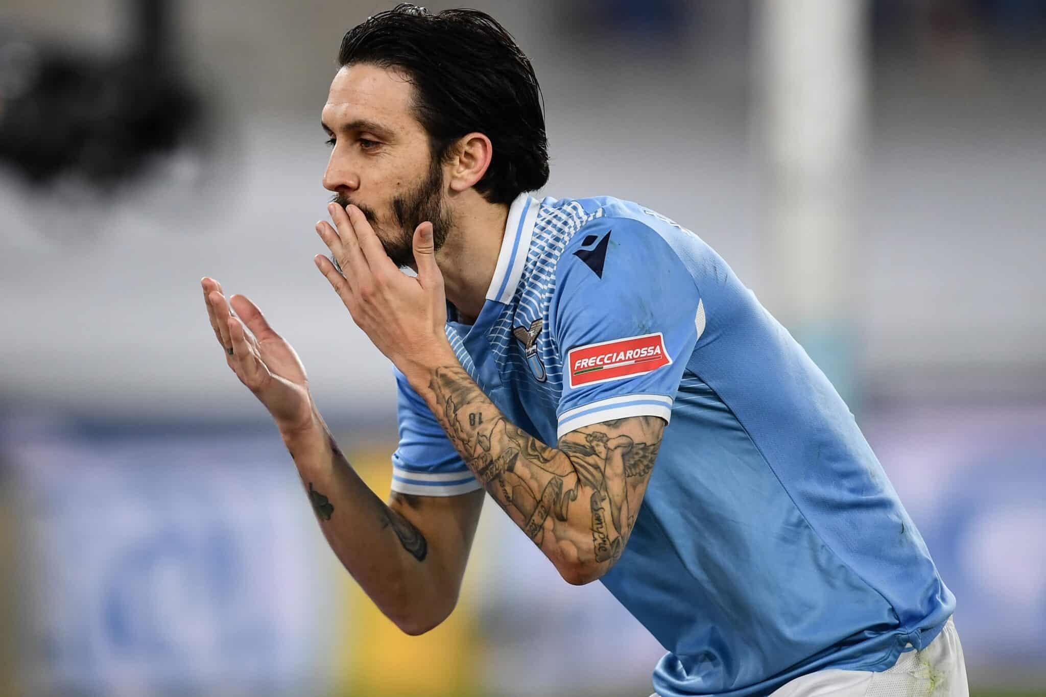 Luis Alberto, centrocampista della Lazio