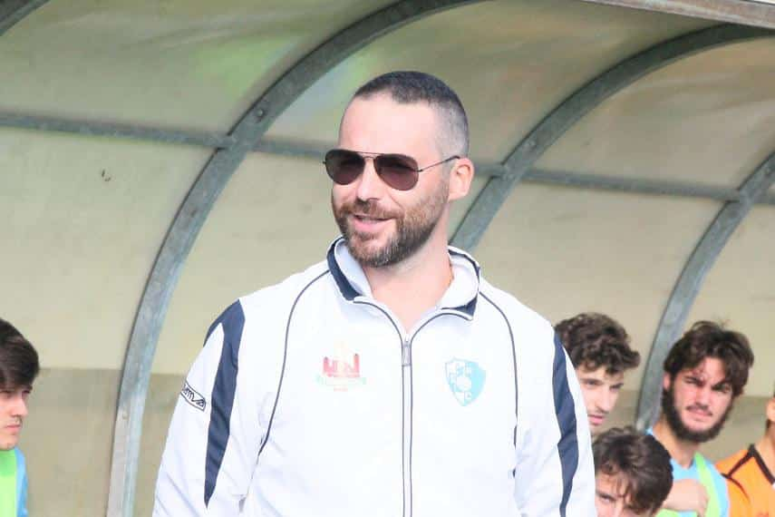 Davide Pizzo, tecnico Rovigo
