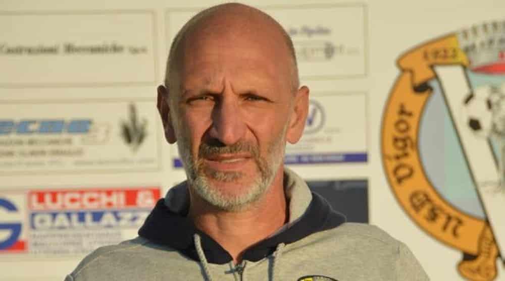 Settimio Lucci, ex giocatore della Roma e attuale direttore tecnico dell'Academy dell'U.S. Fiorenzuola 1922